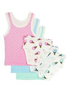 Комплект для девочки Юлала юл073/074и/п в магазине Тотошка (фото 1)