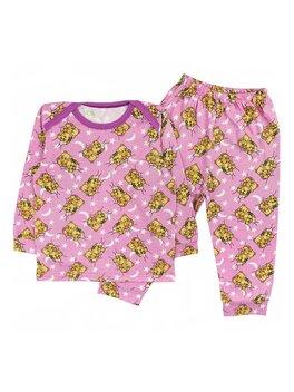 Пижама для девочки Юлала ЮЛ433к-1 в магазине Тотошка (фото 1)